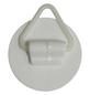 GECCO Wandhalter, Polystyrol, weiß, Ø 40 mm, 2 St.-Thumbnail