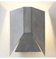 BRILLIANT Wandleuchte betonfarben-Thumbnail