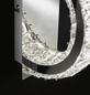 wofi® Wandleuchte chromfarben 6 W, 1-flammig, inkl. Leuchtmittel in warmweiß-Thumbnail