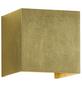 wofi® Wandleuchte goldfarben 5 W, 1-flammig, inkl. Leuchtmittel in warmweiß-Thumbnail