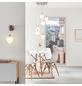 BRILLIANT Wandleuchte weiß 25 W, 1-flammig, E14, ohne Leuchtmittel-Thumbnail