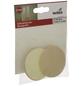HETTICH Wandpuffer, selbstklebend, Kunststoff, beige, Ø 60 x 13 mm, 2 St.-Thumbnail