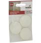 HETTICH Wandpuffer, selbstklebend, Kunststoff, weiß, Ø 40 x 10 mm, 3 St.-Thumbnail