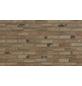 ELASTOLITH Wandverblender »Corsica«, 48 Stk., HxTxB: 71 x 24 x 0,6 cm, grau / bunt-Thumbnail