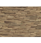 INDO Wandverblender »INDO BEACHWOOD«, braun, unbehandelt, Holz, Stärke: 20 mm-Thumbnail