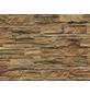 INDO Wandverblender »INDO Diamondwood«, Natural, unbehandelt-Thumbnail