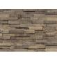 INDO Wandverblender »INDO SLIMWOOD«, braun, geölt, Holz, Stärke: 18 mm-Thumbnail