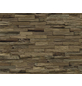 INDO Wandverblender »INDO TEAK CLASSIC«, braun, unbehandelt, Holz, Stärke: 20 mm-Thumbnail