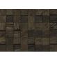 INDO Wandverblender »INDO TEAK CLASSIC CUBE«, braun, geölt, Holz, Stärke: 20 mm-Thumbnail