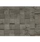 INDO Wandverblender »INDO TEAK CLASSIC CUBE«, grau, geölt, Holz, Stärke: 20 mm-Thumbnail