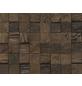 Wandverblender »Teak Classic Cube«, Sulavesi, geölt-Thumbnail