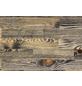 WODEWA Wandverkleidung, braun/schwarz, Holz, Stärke: 4 mm-Thumbnail
