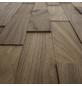 WODEWA Wandverkleidung, dunkelbraun, Holz, Stärke: 6 mm-Thumbnail