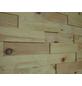 WODEWA Wandverkleidung, gelb, Holz, Stärke: 6 mm, mit Echtholzriemchen in 3D-Optik-Thumbnail