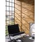 WODEWA Wandverkleidung, hellbraun, Holz, Stärke: 6 mm, mit Echtholzriemchen in 3D-Optik-Thumbnail