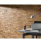 WODEWA Wandverkleidung, rotbraun, Holz, Stärke: 6 mm, mit Echtholzriemchen in 3D-Optik-Thumbnail