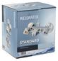 """WELLWATER Wannenarmatur »STANDARD«, Messing, spiegelnd, ¾""""-Thumbnail"""