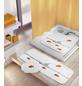 KLEINE WOLKE Wanneneinlage, BxL: 55 x 55 cm, quadratisch-Thumbnail
