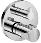 KEUCO Wannenthermostat »Elegance«, aus Messing, Ausladung 103 mm-Thumbnail
