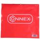 CONNEX Warnflagge, rot/weiß, 30 x 30 cm-Thumbnail