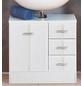HELD MÖBEL Waschbeckenunterschrank, B x H x T: 60 x 56 x 35 cm Anschlagrichtung: links/rechts-Thumbnail