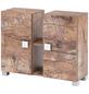 SCHILDMEYER Waschbeckenunterschrank »Edia«, BxHxT: 70,5 x 58,8 x 23,3 cm Anschlagrichtung: links/rechts-Thumbnail
