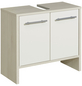 PELIPAL Waschbeckenunterschrank »Jan«, BxHxT: 62 x 54,3 x 28 cm Anschlagrichtung: links/rechts-Thumbnail