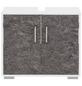 SCHILDMEYER Waschbeckenunterschrank »Luke«, B x H x T: 65 x 57,5 x 33,1 cm Anschlagrichtung: links/rechts-Thumbnail