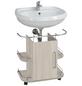 OPTIFIT Waschbeckenunterschrank »OPTIbasic 4030«, BxHxT: 60 x 63,3 x 39,5 cm Anschlagrichtung: links/rechts-Thumbnail