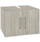 OPTIFIT Waschbeckenunterschrank »OPTIbasic 4030«, BxHxT: 62 x 49,6 x 34,8 cm-Thumbnail