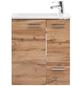 SCHILDMEYER Waschplatz »Matteo«, B x T x H: 50  x 25  x 60  cm, eiche-Thumbnail