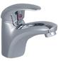 """SCHÜTTE Waschtischarmatur »Aqua2Save«, Messing glänzend, ½"""", inkl. Ablaufgarnitur, wassersparend-Thumbnail"""