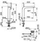 KEUCO Waschtischarmatur »Edition 400«, Messing-Thumbnail