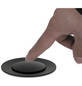SCHÜTTE Waschtischarmatur »ELEPHANT«, Messing schwarz, inkl. Ablaufgarnitur-Thumbnail