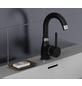 """Eisl Waschtischarmatur »Futura«, Messing, matt und glänzend, ⅜""""-Thumbnail"""