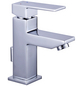 WELLWATER Waschtischarmatur »Lania«, Chrom verchromt-Thumbnail