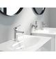 "GROHE Waschtischarmatur »Plus«, Messing/Metall glänzend, ⅜"", inkl. Ablaufgarnitur-Thumbnail"