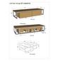 SPA AMBIENTE Waschtischunterschrank »Loft«, B x H x T: 140 x 27,5 x 50 cm-Thumbnail