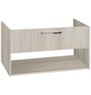 OPTIFIT Waschtischunterschrank »OPTIbasic 4030«, B x H x T: 82 x 48 x 44,6 cm-Thumbnail