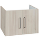 OPTIFIT Waschtischunterschrank »OPTIbasic 4030«, BxHxT: 62 x 48 x 44,6 cm-Thumbnail