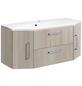 OPTIFIT Waschtischunterschrank »OPTIbasic 4050«, B x H x T: 108 x 48 x 46 cm Anschlagrichtung: links/rechts-Thumbnail