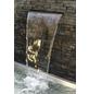 OASE Wasserfall, B x H: 10  x 12,6  cm, Edelstahl, edelstahlfarben-Thumbnail