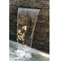 OASE Wasserfall, B x H: 60  x 10  cm, Edelstahl, silberfarben-Thumbnail