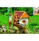 PROMADINO Wassermühle, BxH: 110 x 59 cm, Kiefernholz, honigbraun-Thumbnail