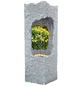 GRANIMEX Wassersäule »Corso«, Höhe: 88 cm, granitfarben, inkl. Pumpe-Thumbnail