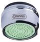 CORNAT Wasserspar-Strahlregler »Medic«, Grün/Chromfarben-Thumbnail