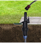 CORNAT Wassersteckdose, schwarz/grün, Polypropylen (PP)-Thumbnail