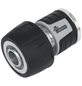 MR. GARDENER Wasserstopp-Schlauchstück, Kunststoff | Aluminium-Thumbnail