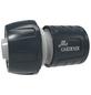 MR. GARDENER Wasserstopp-Schlauchstück, Kunststoff, grau/schwarz-Thumbnail