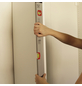 CONNEX Wasserwaage »EURO«, Länge: 80 cm, silberfarben-Thumbnail